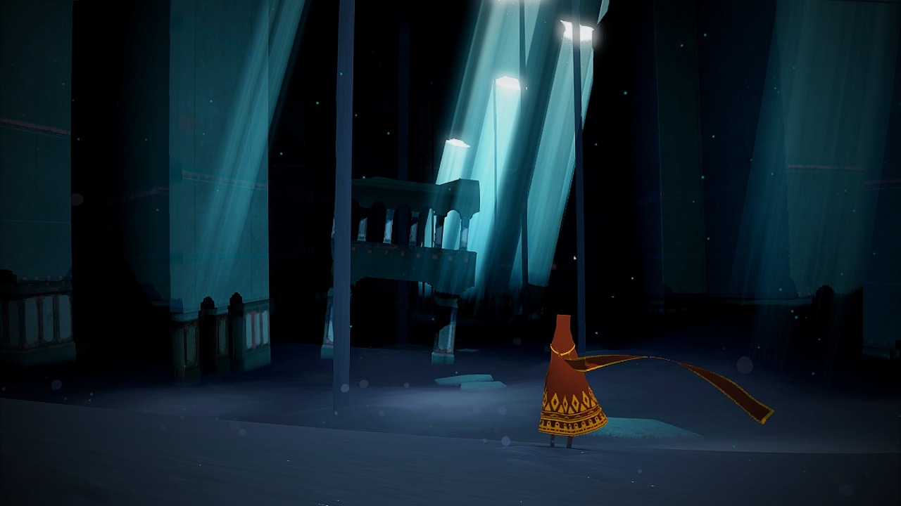 Picture courtesy of thatgamecompany.com/
