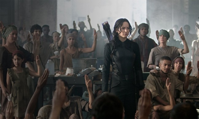 A Hunger Games prequel movie is in the works