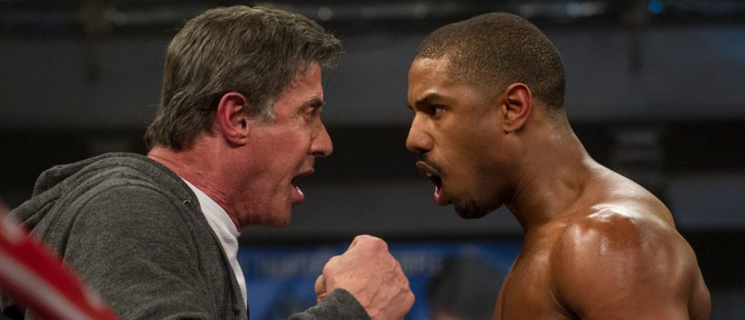 Rocky and Adonis Creed