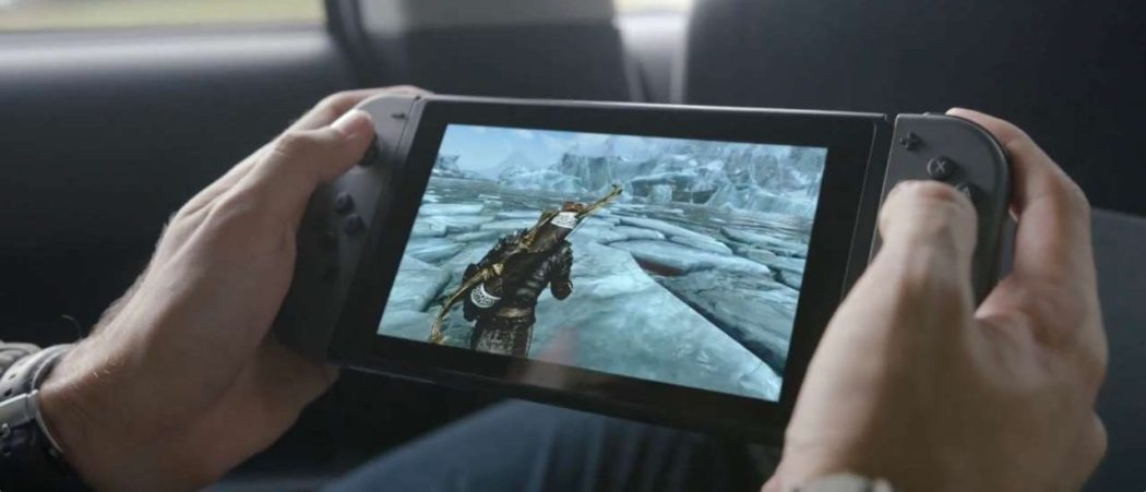 Everybody should be playing their Nintendo Switch during lockdown
