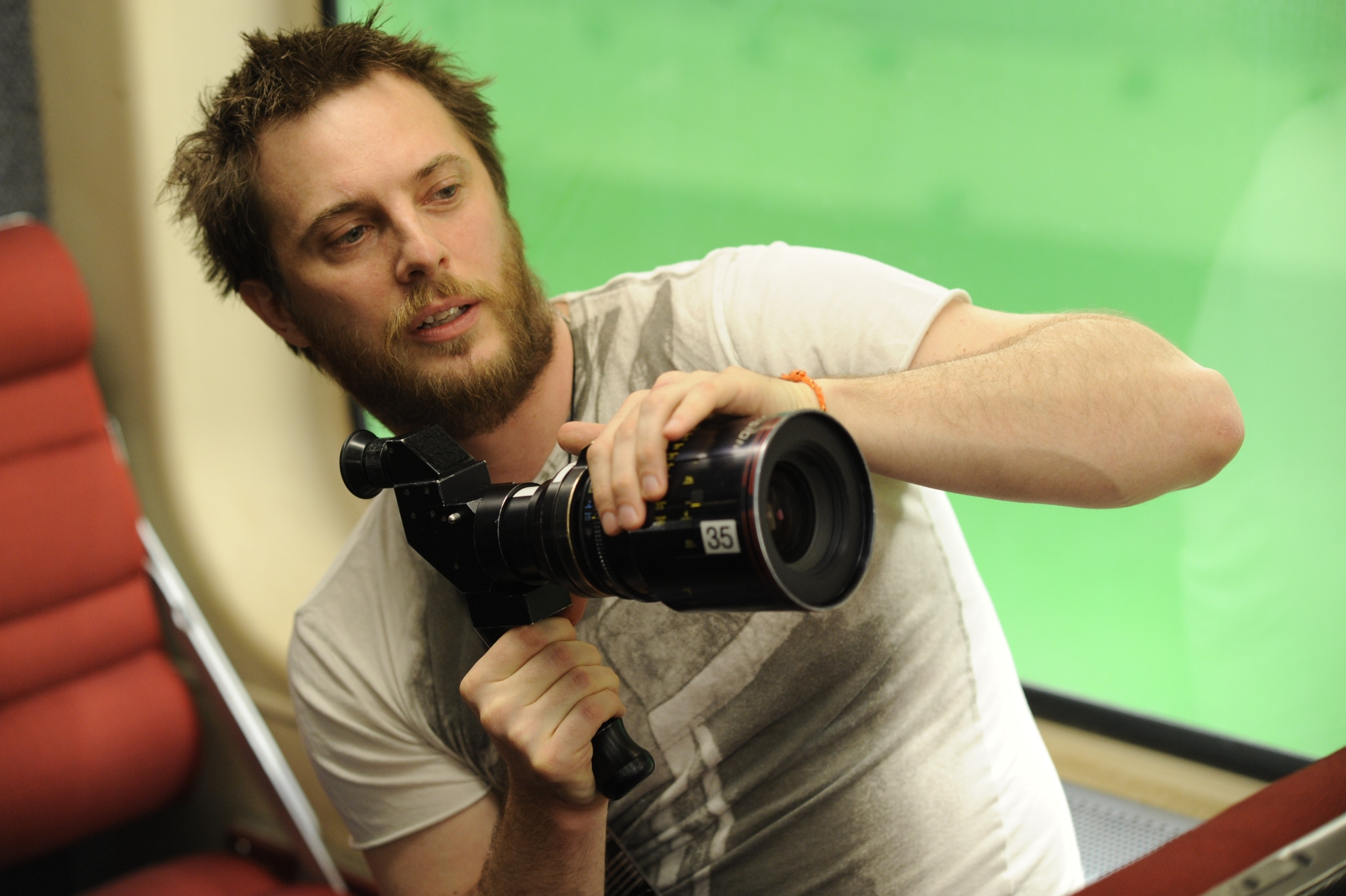 Duncan Jones Source Code Star Wars