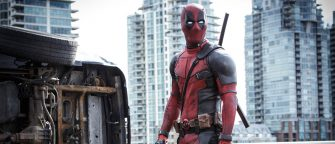 Deadpool Crashes the Golden Globes With Two Major Nominations
