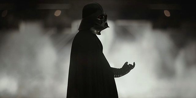 darth vader rogue one