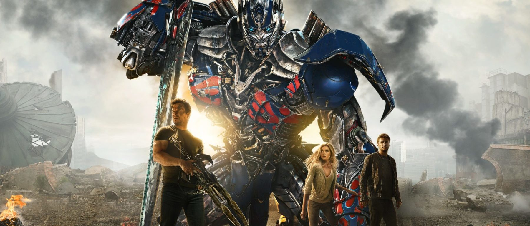 Transformers movies franchise rebooted