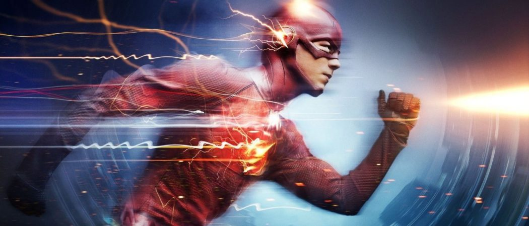 The Flash Season 7 Grant Gustin