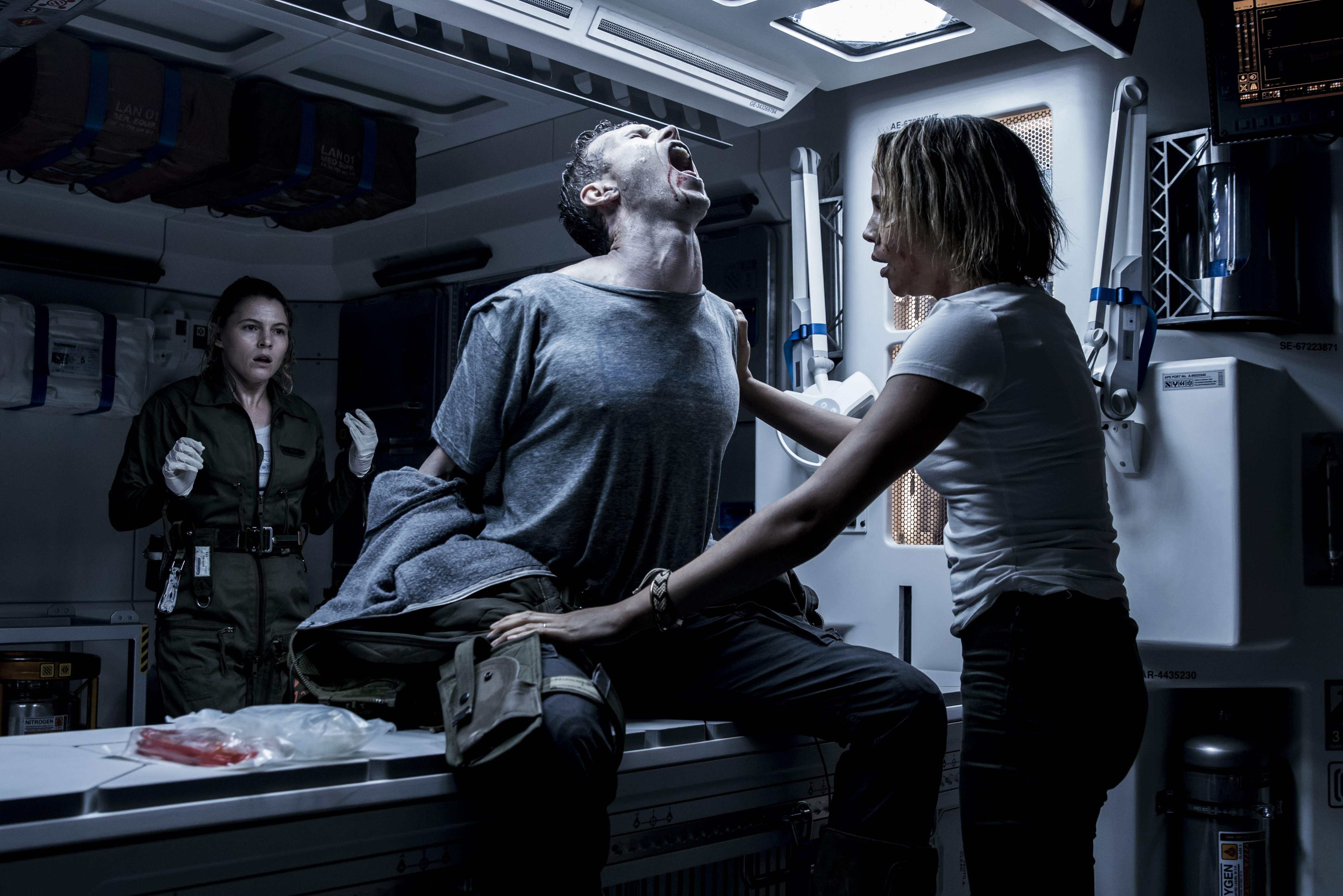 Ridley Scott Alien Covenant