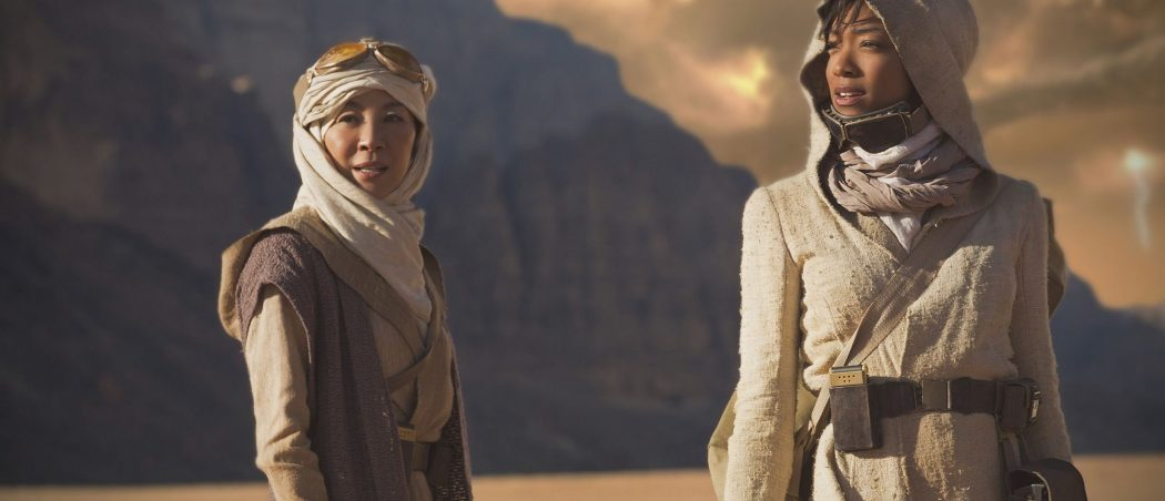 There could be a Star Trek: Discovery movie coming very soon