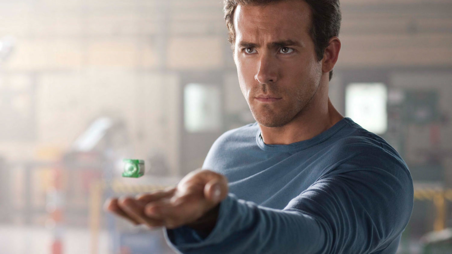 Green Lantern in Justice League?