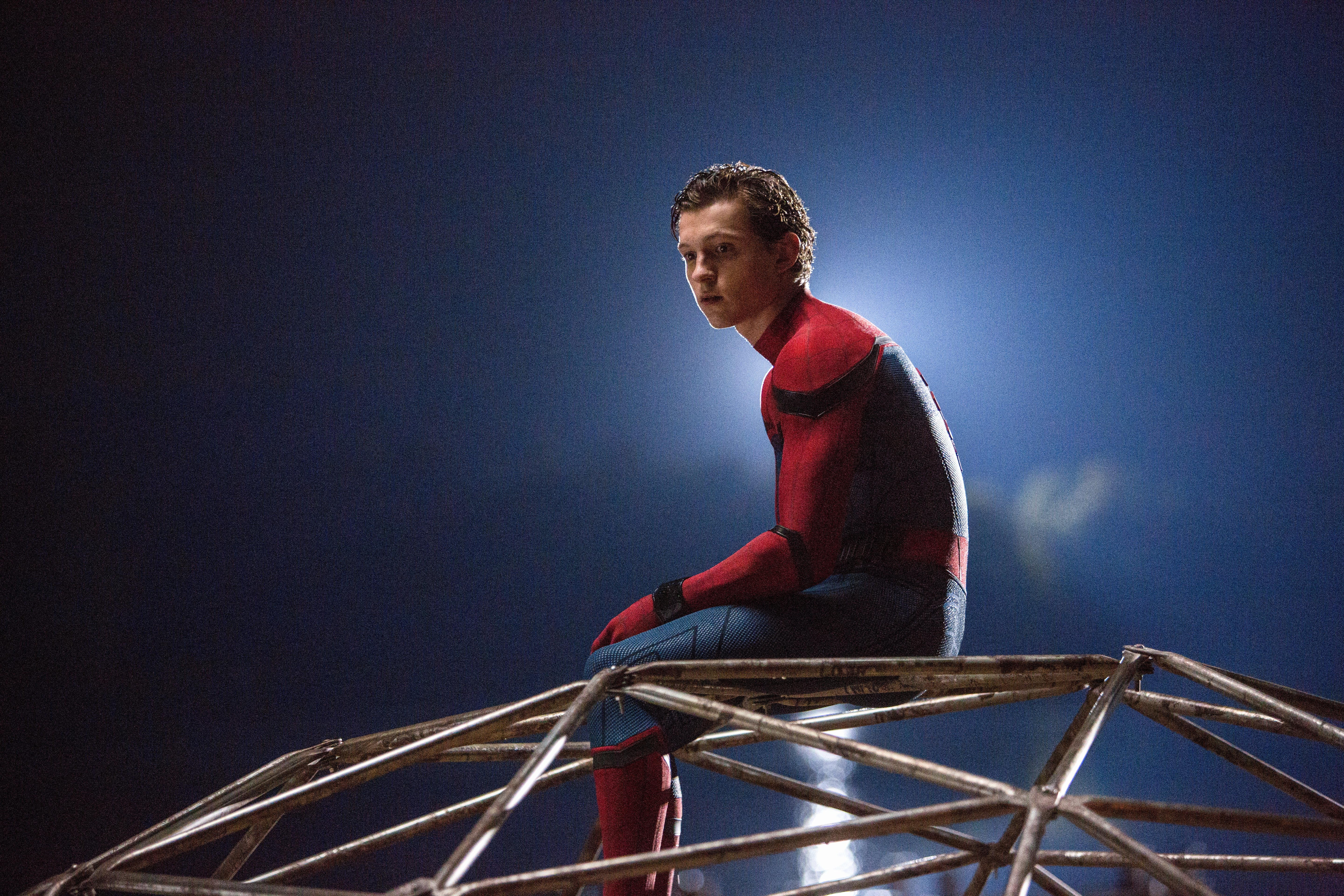 Peter is in trouble in Homecoming!