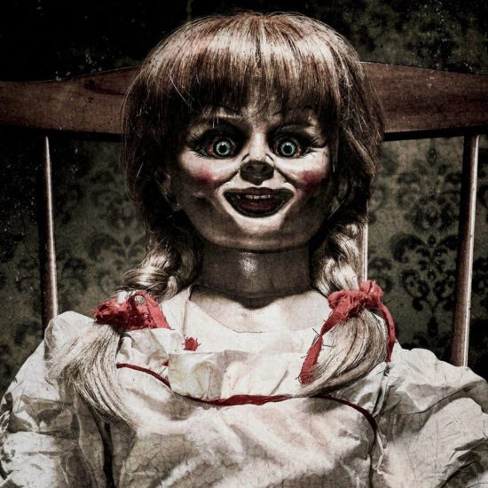 Sounds Like The Annabelle Doll Didn't Escape From The Warrens' Museum