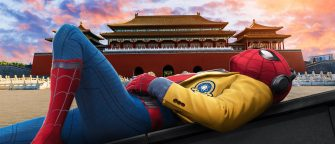 Spider-Man: Homecoming's Chinese Posters Are… Interesting