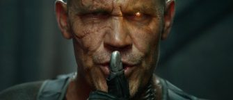 Ryan Reynolds Gives us our First Look at Josh Brolin as Cable in Deadpool 2