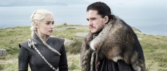 Game of Thrones' Emilia Clarke Was 'Annoyed' About Jon Snow's Ending