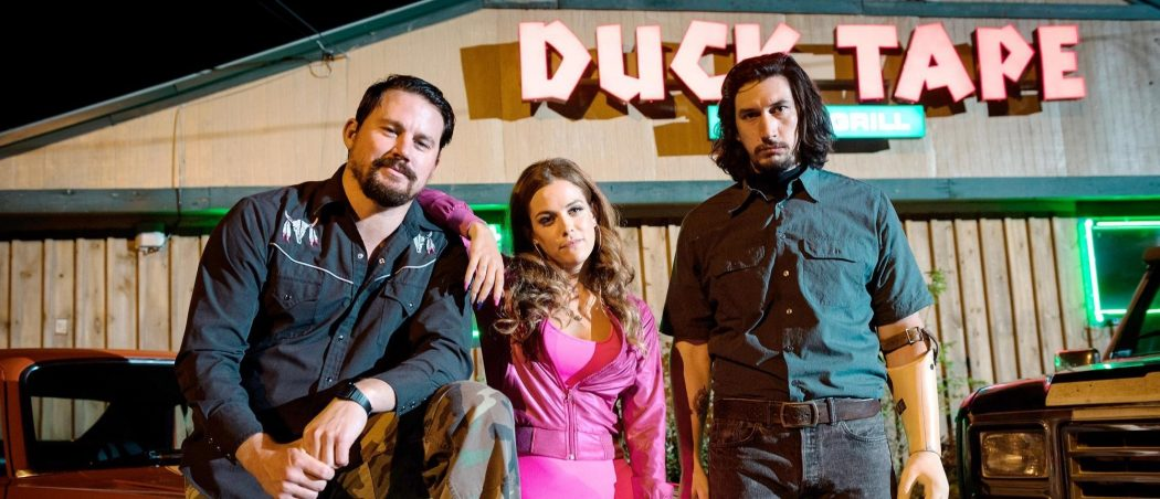 Logan Lucky Review 1