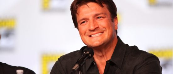 The Suicide Squad's Nathan Fillion Says He's Not Playing Arm-Fall-Off-Boy In The Movie