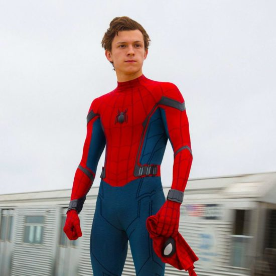 Tom Holland Has Arrived On The Spider-Man 3 Set And Is Ready To Get To Work