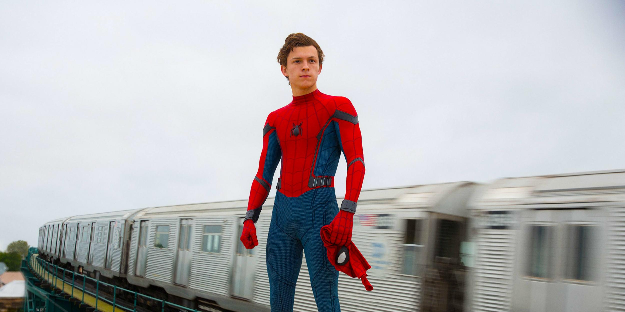 Tom Holland will be playing a young Nathan Drake in the Uncharted movie.