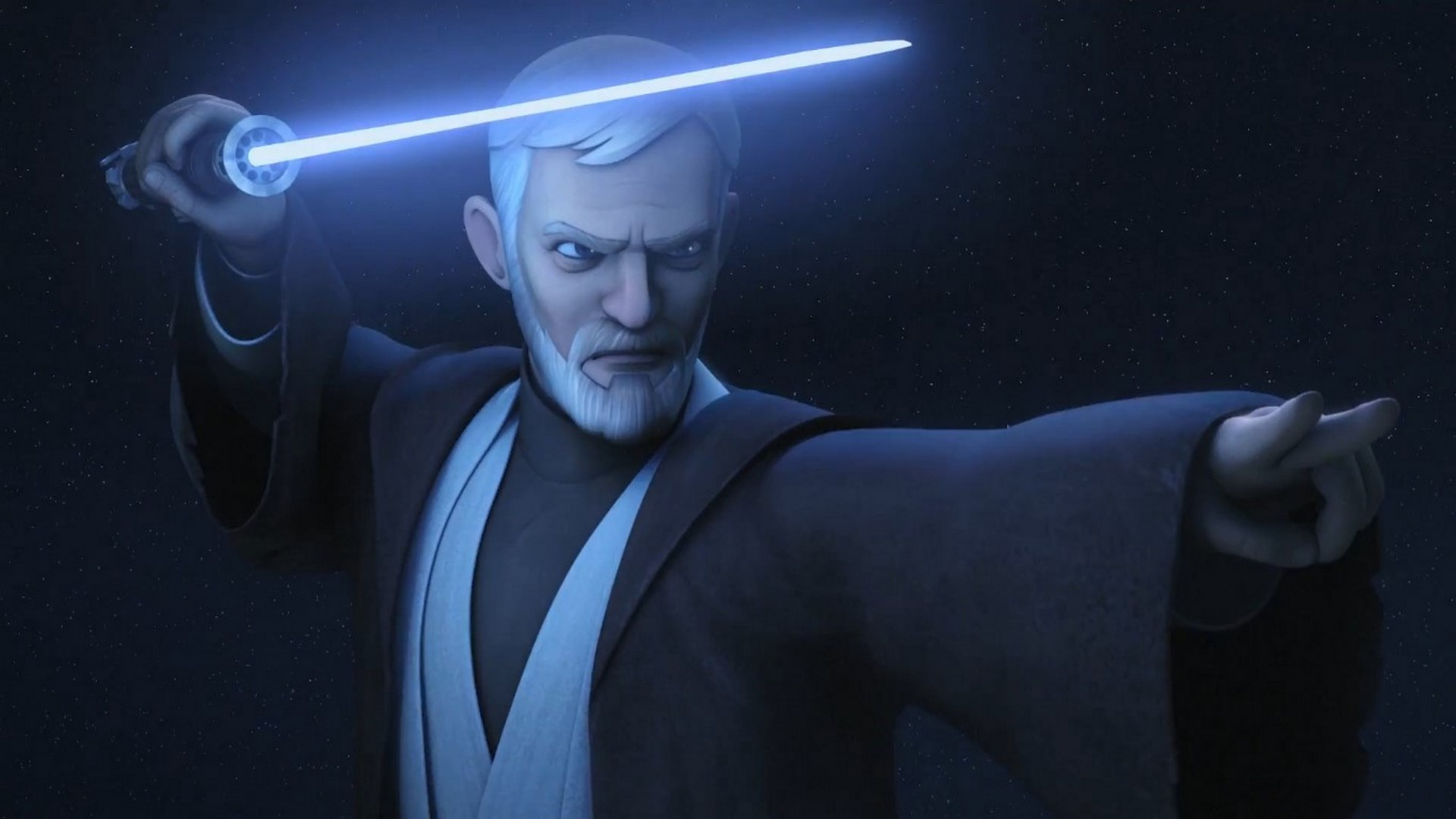 Obi Wan Kenobi in Star Wars Rebels