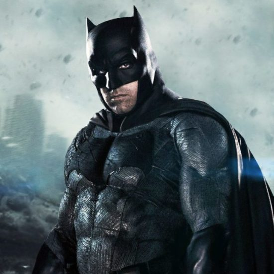 First Look At Ben Affleck's Batman In The Flash Revealed