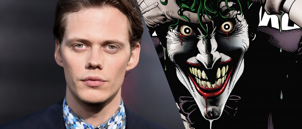 Bill Skarsgård Should Play The Joker in The Spinoff Movie and Here's Why
