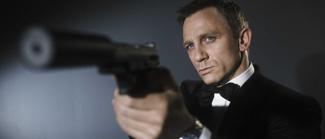Daniel Craig – New James Bond movie Casino Royale