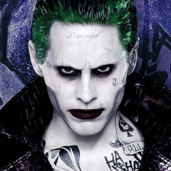 Jared Leto Is Going To Be Playing The Joker In Zack Snyder's Justice League