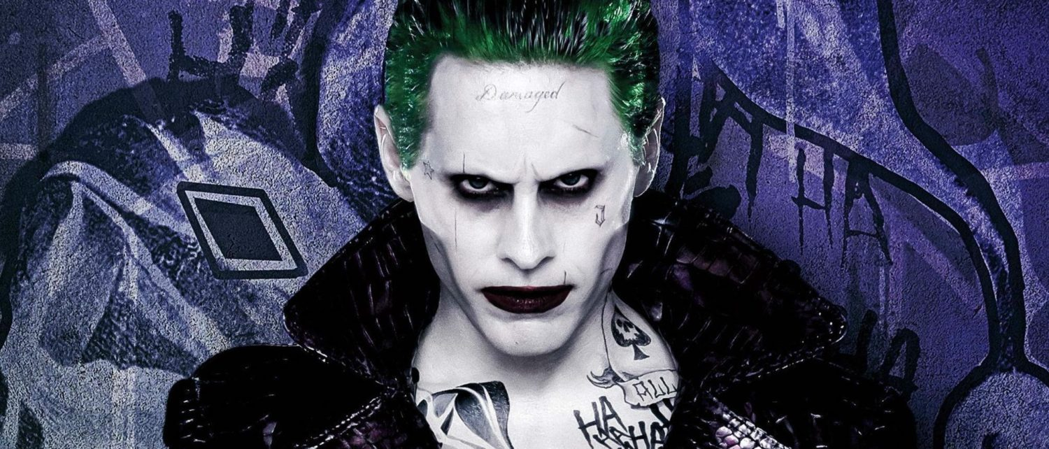Jared Leto Joker Justice League New look Suicide Squad David Ayer