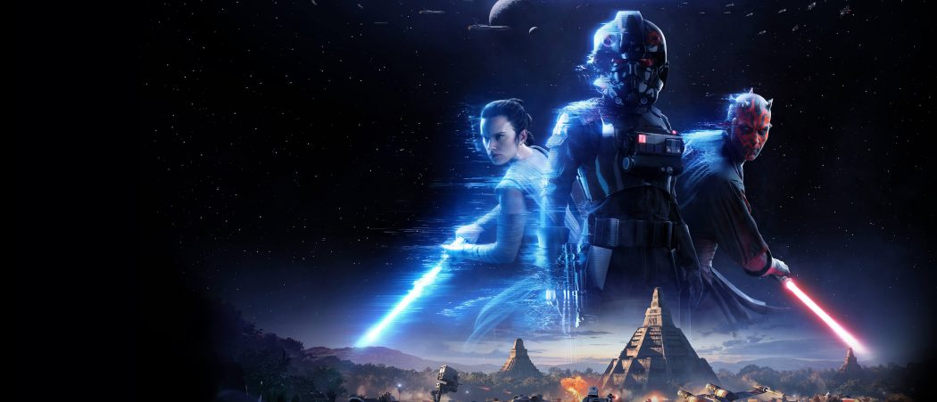 Star Wars Battlefront 2 hands-on at EGX 2017