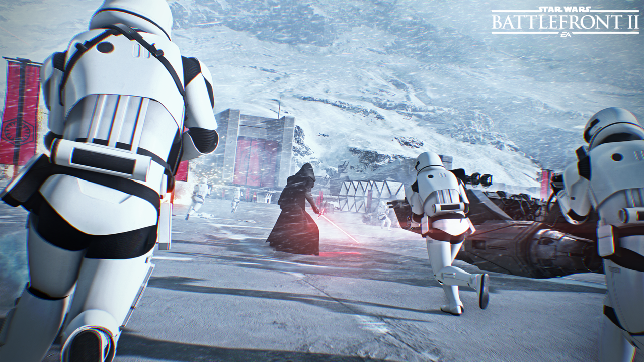 Star Wars Battlefront II hands-on at EGX 2017 1