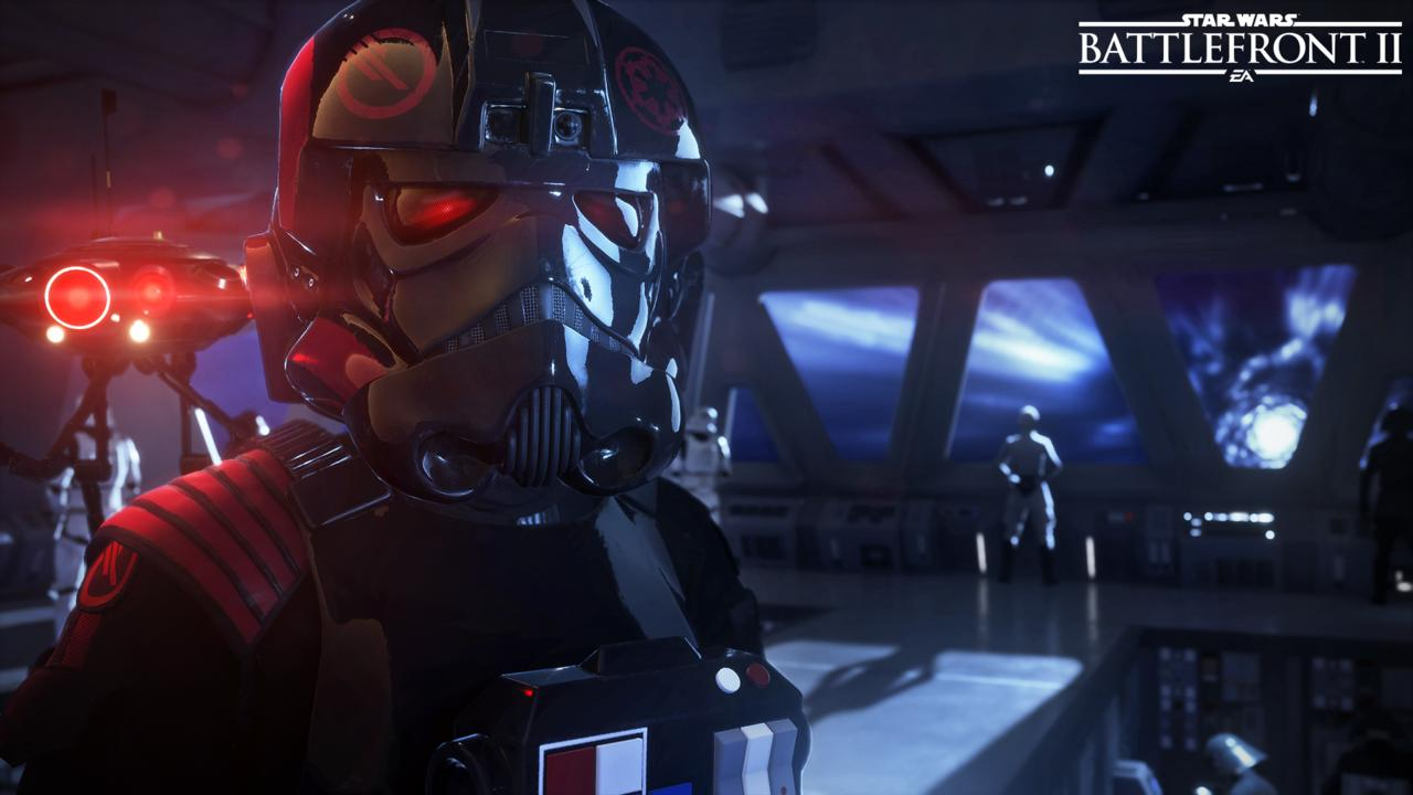 Star Wars Battlefront II hands-on at EGX 2017 2