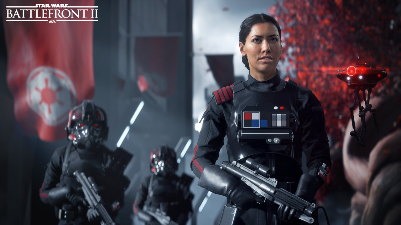 Star Wars Battlefront II hands-on at EGX 2017 4