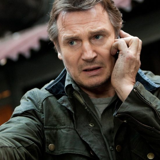EXCLUSIVE: Liam Neeson Is Reportedly In Talks To Star In Black Adam