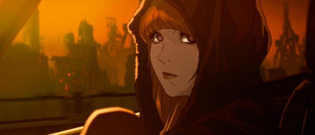 Watch Blade Runner Black Out 2022, Blade Runner 2049's Anime Short