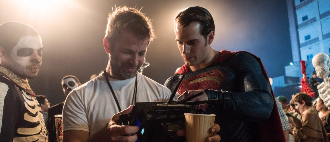 Zack Snyder is Not Getting Involved with Justice League 1