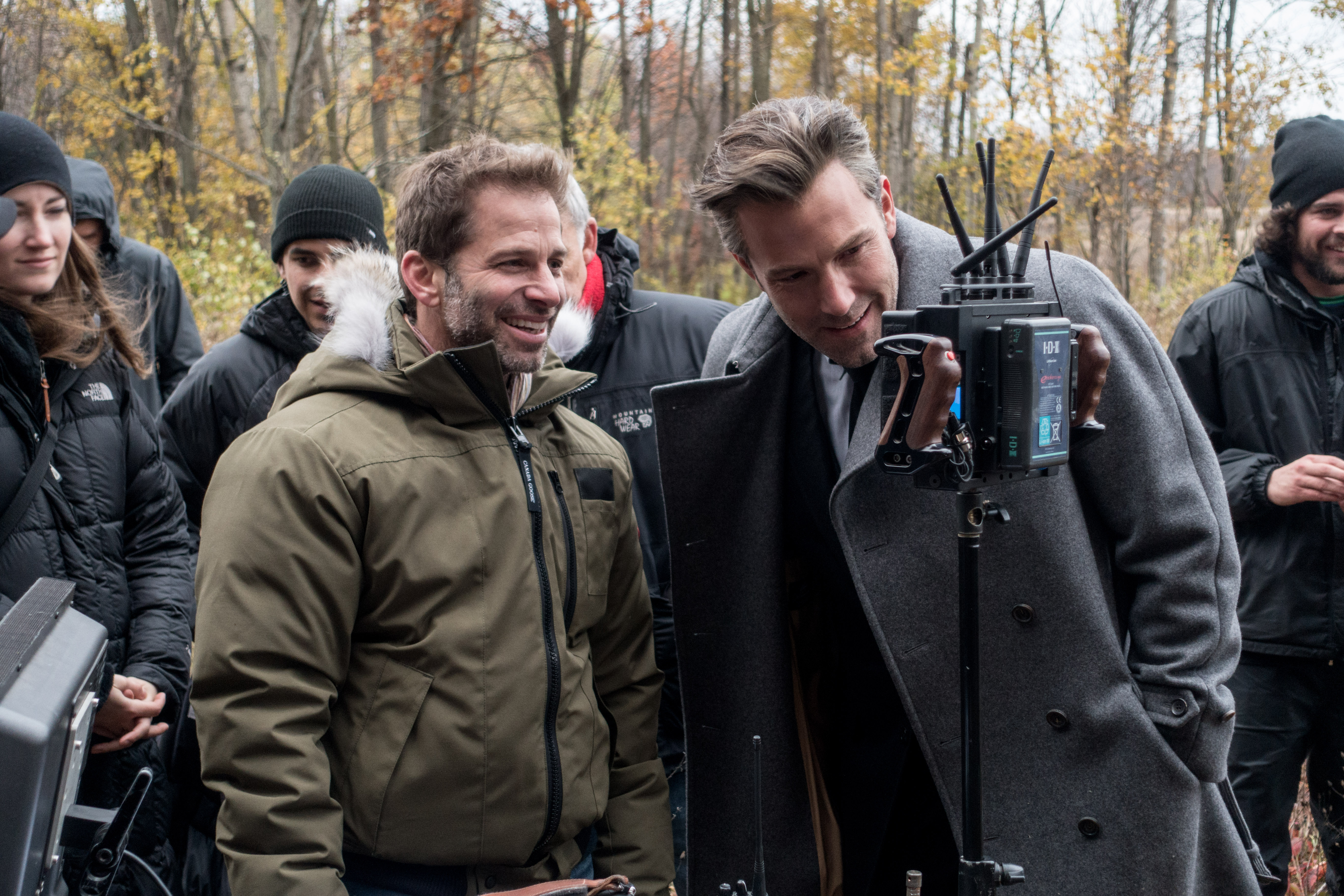 Zack Snyder is Not Getting Involved with Justice League
