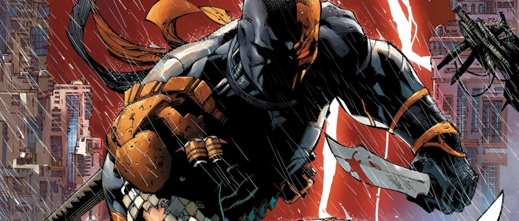A Deathstroke Movie Is In The Works Starring Joe Manganiello And Directed By The Raid's Gareth Evans