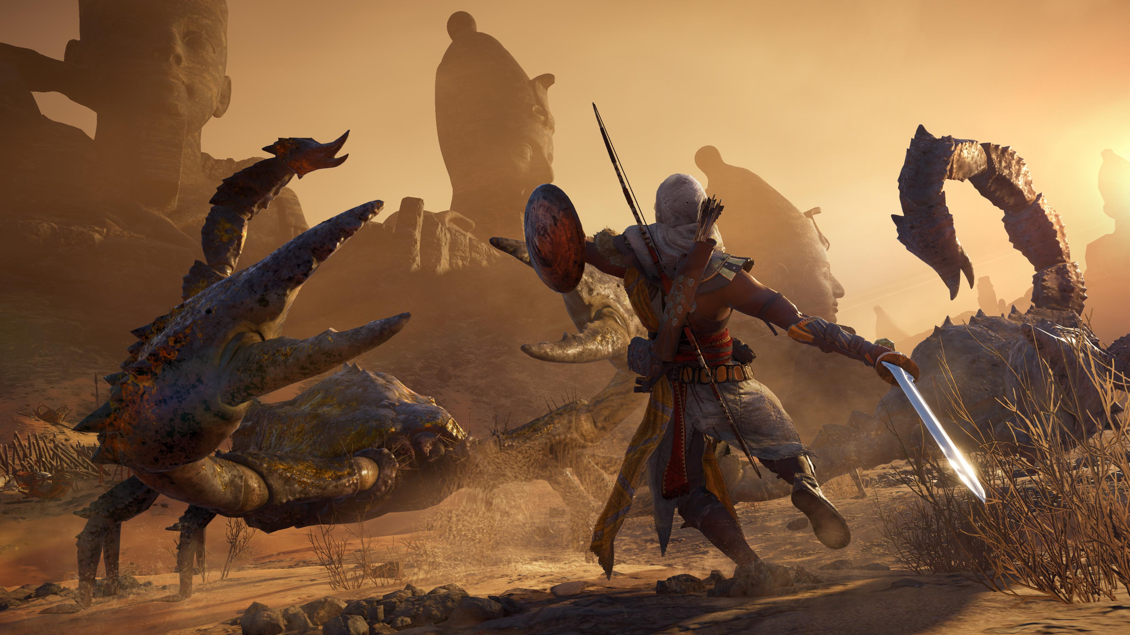 Assassin's Creed Origins EGX 2017 Hands-On Impressions 2