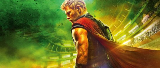Chris Hemsworth Shares An Exclusive Thor: Ragnarok Clip on Jimmy Kimmel Live