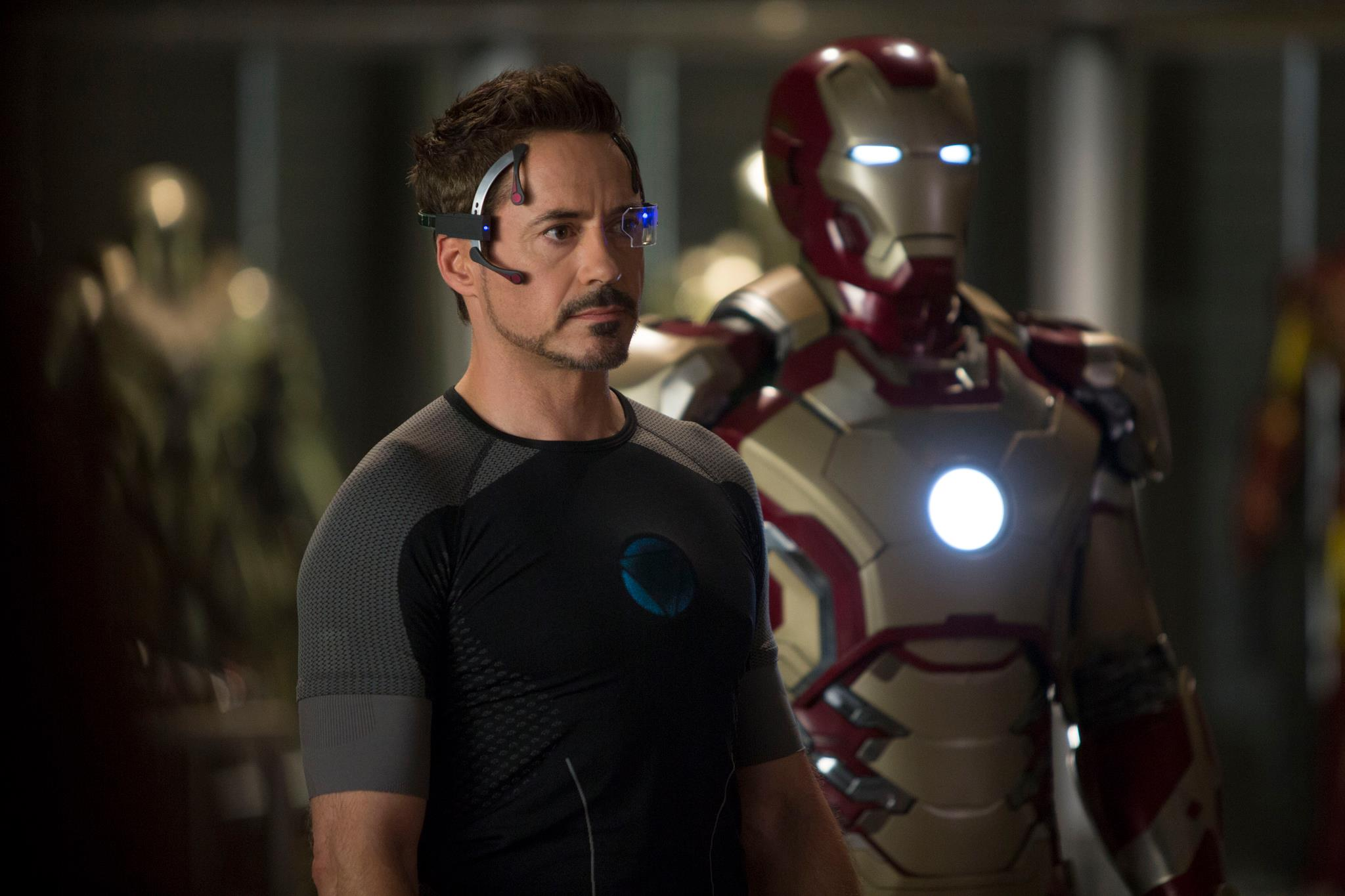 Could Ty Simpkins End Up Replacing Robert Downey Jr. as Iron Man After The Avengers 4? 2