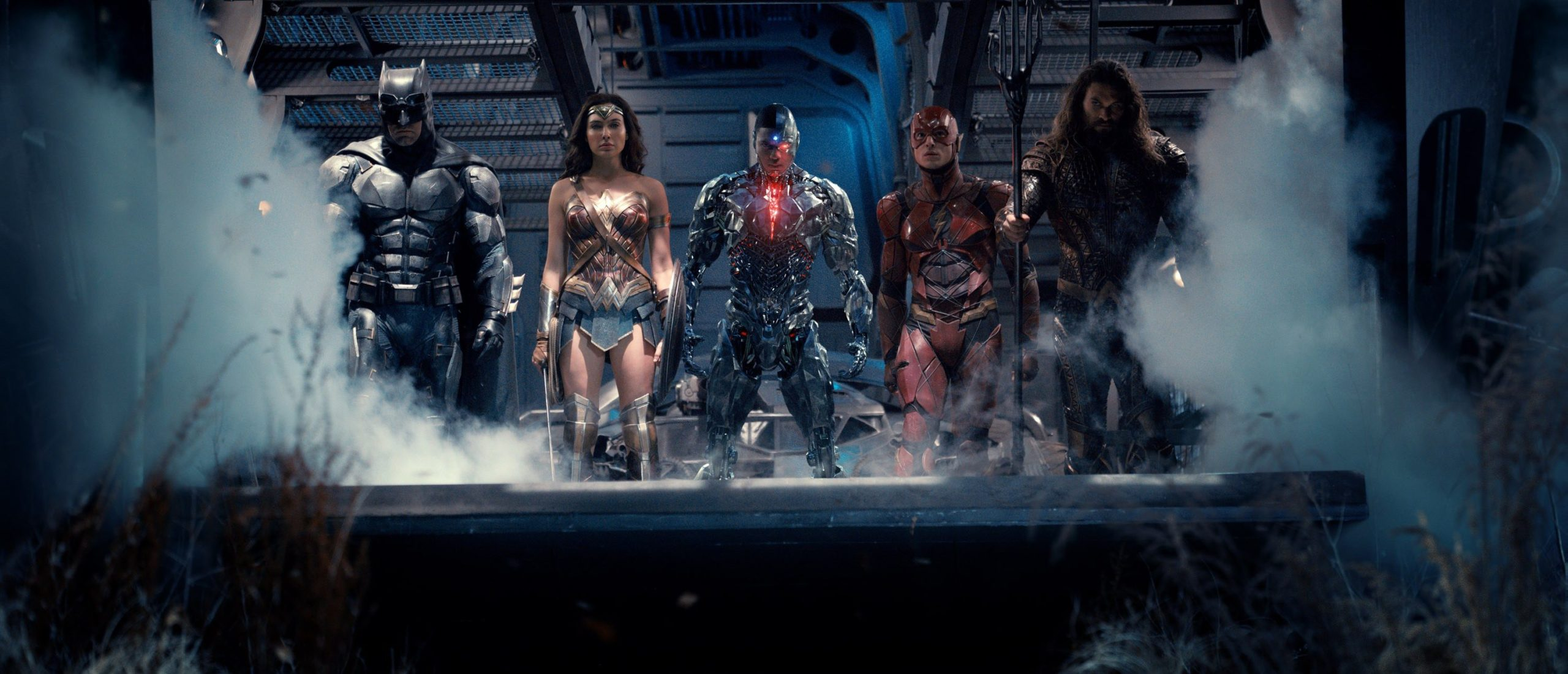 Explore The Team's Dynamic In AT&T's Exclusive Justice League's Promo Video