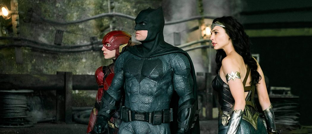 Justice League's New Trailer Will Arrive This Sunday