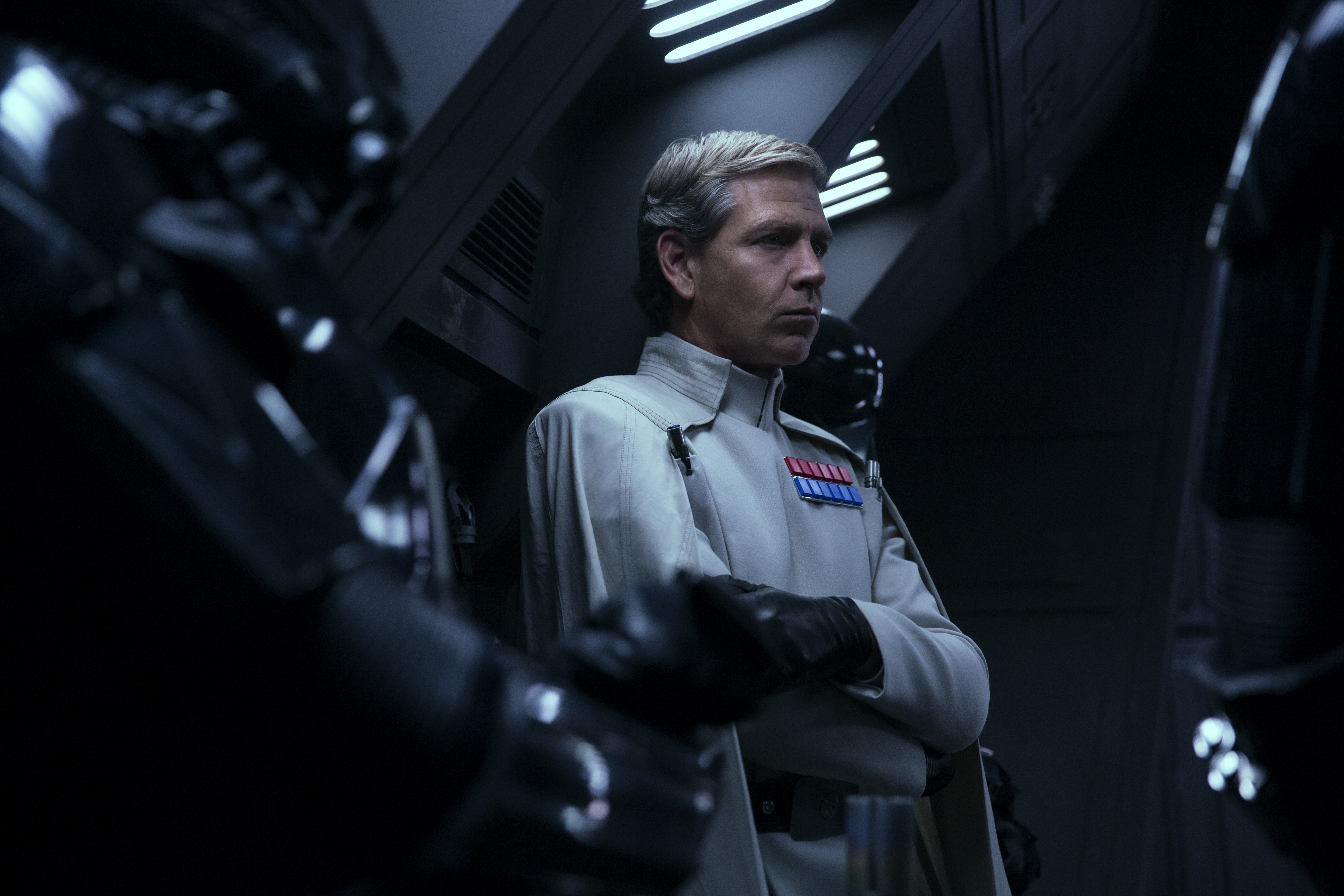 Rogue One's Ben Mendelsohn Is In Talks To Play The Villain In Captain Marvel