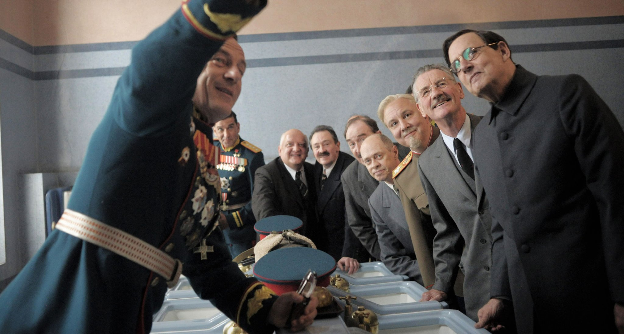 The Death of Stalin Review 1