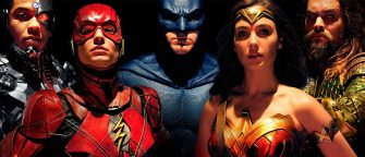 The New Justice League Trailer Shows Off More Of DC's Heroes And Superman