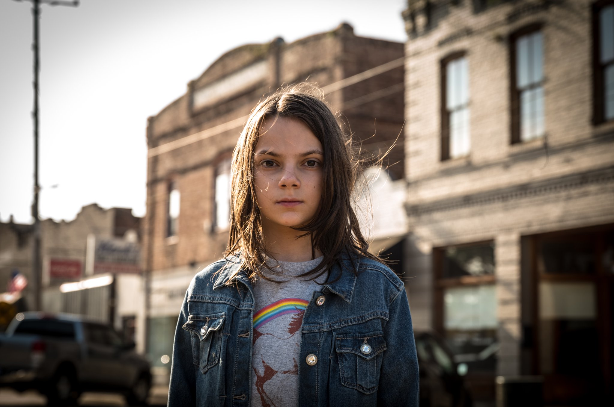 The Script For The Follow-Up To Logan Will Focus On Laura, A.K.A. X-23 2