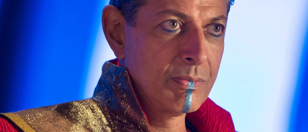 Thor: Ragnarok's New Clip Shows Thor's First Encounter With Jeff Goldblum's Grandmaster