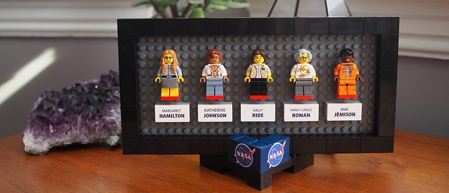 Why LEGO's Women Of NASA Literally Means Hope 1