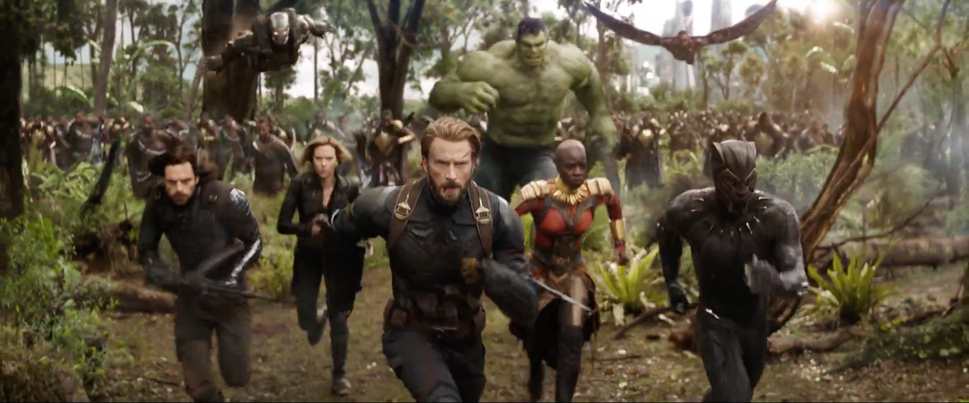 Avengers: Infinity War's Very First Trailer Is Finally Here 1