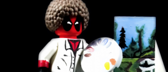 Deadpool 2's Teaser Gets A LEGO Remake