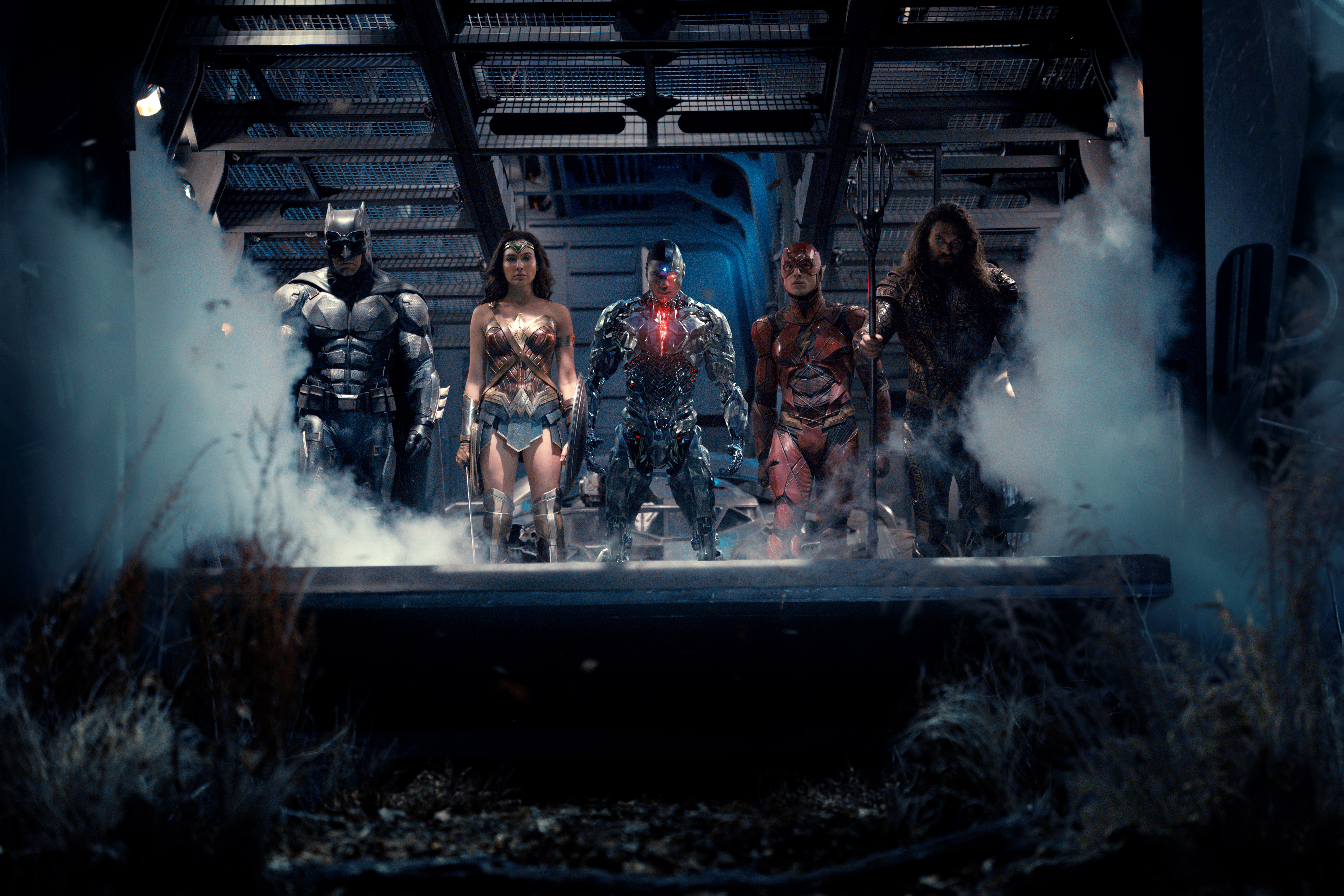 Justice League Review 2